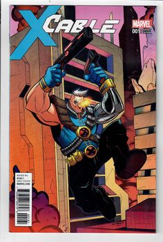 CABLE #1 (2017) - NM - Billy Martin 1 for 15 cover variant!  http://www.ebay.com/itm/CABLE-1-2017-NM-Billy-Martin-1-15-cover-variant-/292134853517?roken=cUgayN&soutkn=eecr8T