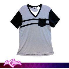 A todos nos encantan las #camisetas #rayadas #moda #caballeros #juvenil 1er.Piso