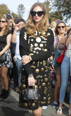 Bags and the Celebs Who Carried Them at Paris Fashion Week Spring 2015