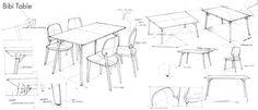 """Product Sketch for iloom advertisment """"Propose"""" 2014 on Behance Entry Furniture, Luxury Bedroom Furniture, Office Furniture Design, Art Deco Furniture, Types Of Furniture, Steel Furniture, Furniture Layout, Furniture Arrangement, Diy Furniture"""