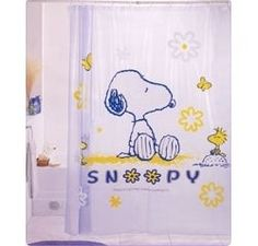 Peanuts Snoopy Shower Curtain & Hooks Peanuts,http://www.amazon.com/dp/B000O5Q1K4/ref=cm_sw_r_pi_dp_YDIptb1ST90BPPN2