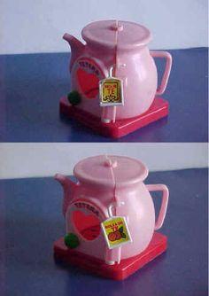 la casita del té