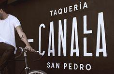 Taqueria Canalla in San Pedro Mexico Designed by Manifiesto Futura