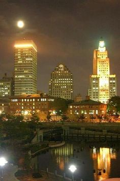 Providence Rhode Island: miss it, would love to go back