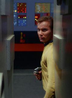 Captain Kirk (William Shatner) - Star Trek: The Original Series (1966-69)