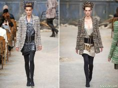 Fashion trends 2014 Chanel Haute Couture Collection