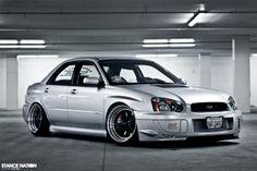 Stance nation Subaru