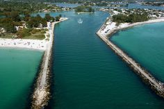 Venice,Florida.The Jetty you can watch the best sunset and see the dolphins jumping for hours