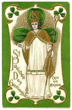 St Patrick (Printable)