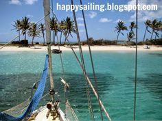 A dream come true: sailing our own boat to the Caribbean