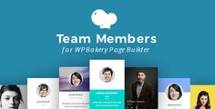 Team Members for WPBakery Page Builder