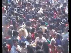 "Hamm- Uentrop.Sri Kamadchi Ampal""Hindu-Tempelfest 2003"".Von Fausto Ciotti"
