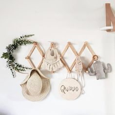 home entry design Nursery Twins, Nursery Crib, Boho Nursery, Nursery Ideas, Billy Bibs, E Room, Baby Makes, Boho Baby, Bedroom Themes
