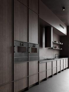 Light Render ArchViz on Behance Apartment Interior Design, Interior Design Tips, Interior Design Kitchen, Interior Decorating, Kitchen Counter Design, Modern Kitchen Design, Kitchen Dinning Room, Kitchen Art, Kitchen Ideas