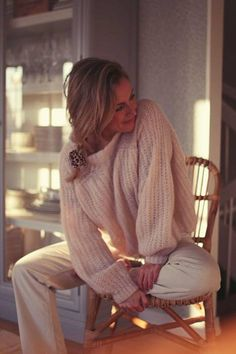 Knit Crochet, Turtle Neck, Knitting, Sweaters, Diy, Crocheting, Crafts, Fashion, Law