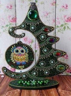 1ef925e915758 Aprende cómo hacer adornos de navidad reciclando cartón ~ Belleza y  Peinados Hacer Adornos De Navidad
