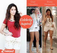 Inspiração das famosas: jeans branco