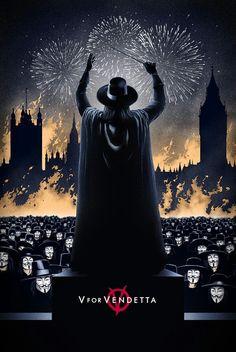 Remember, Remember the Fifth of November. The gunpowder treason and plot. I know for no reason why the gun powder treason should ever be forgot. | By Marko Manev.