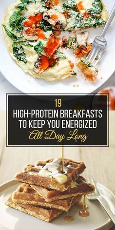19 High-Protein Breakfasts To Keep You Energized All Day Long - http://www.buzzfeed.com/shannonrosenberg/high-protein-breakfasts-that-wont-leave-you-hangry