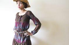 XS Boho Chic Dress From Xhilaration #Xhilaration