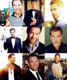 I just want to marry Michael Weatherly... Like for real. He's too good to be true
