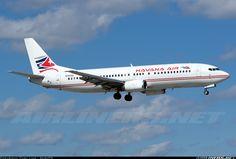 Havana Air Boeing 737-405