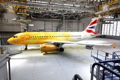 Going For Gold. British Airways Gets In Gear For Olympics