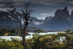 Estos dos lagos en turquesa son de los más bonitos del mundo, y están en Chile (Torres del Paine) - 101 Lugares increíbles