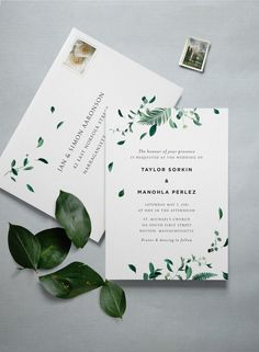 Everyone Deserves Beautifully Designed Invites from Printable Press