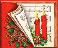 Christmas Song Book.