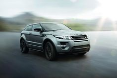 Range Rover Evoque Special Edition with Victoria Beckham. #RangeRoverEvoque #VictoriaBeckham #LandRover