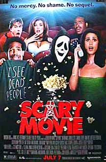 Scary Movie (2000) Premiered 7 July 2000.