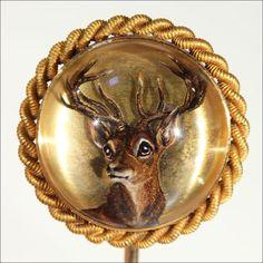 Antique-victorian-essex-crystal-stag