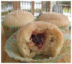 Muffins, Beignets, Muffin Recipes, Cinnamon Rolls, Biscuits, Sweet Treats, Food And Drink, Cupcakes, Nutrition