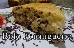 Bolo Formigueiro Fofinho (por Fernando Couto)