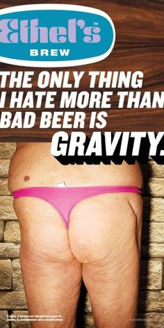 Ethel's Brew: Gravity