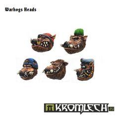 Warhogs Heads