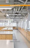"""Innovations and Renovations : Designing the Teaching Laboratory"" Lynne A. O'Connell, editor. #novetatsfiq"