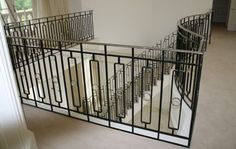 Mild Steel & Aluminium Balustrade Gallery
