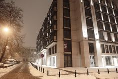 #Foksal Residence #Winter