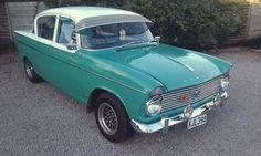 Humber 90 1963