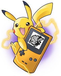 Pikachu – Yellow Game Boy, Pokemon – … Pikachu – Yellow Game Boy, Pokemon – The post Pikachu – Yellow Game Boy, Pokemon – … appeared first on Poke Ball. Anime Pokemon, Pokemon Pins, All Pokemon, Pokemon Games, Gameboy Pokemon, Pokemon Poster, Game Boy, Comics Anime, Super Anime