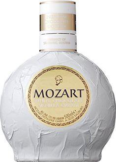MOZART White Chocolate Austrian Liqueur 50cl Bottle