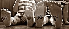 FREE CHEAP AND FUN FATHER'S DAY GIFT OR PRESENT FOR TODDLERS, KIDS, AND OR TEENS PHOTO IDEA
