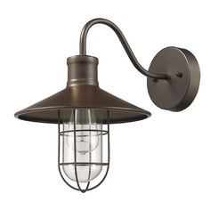 Found it at Wayfair - Bouvet 1 Light Wall Sconce