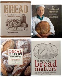 Of the dozens of books devoted to bread on our shelves, a few proved indispensible as we developed the recipes in the Issue 147 special feature, American Bread.