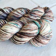 Yarn - 80 | 10 | 10 Fingering | Abiquiu