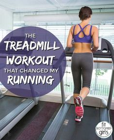 The Treadmill Workout That Changed My Running Even if you normally only rely on the treadmill in the event of bad weather, this is one treadmill workout you should add to your routine. Running On Treadmill, Treadmill Workouts, Running Workouts, Running Tips, Hiit, Running Plans, Running Schedule, Butt Workouts, Ab Exercises
