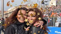Carnaval de Nice & Bataille de Fleurs