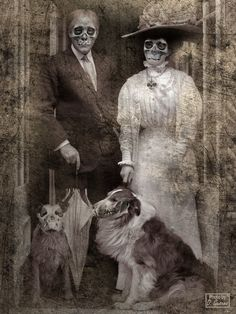 The bones family by Baron-of-Darkness on DeviantArt
